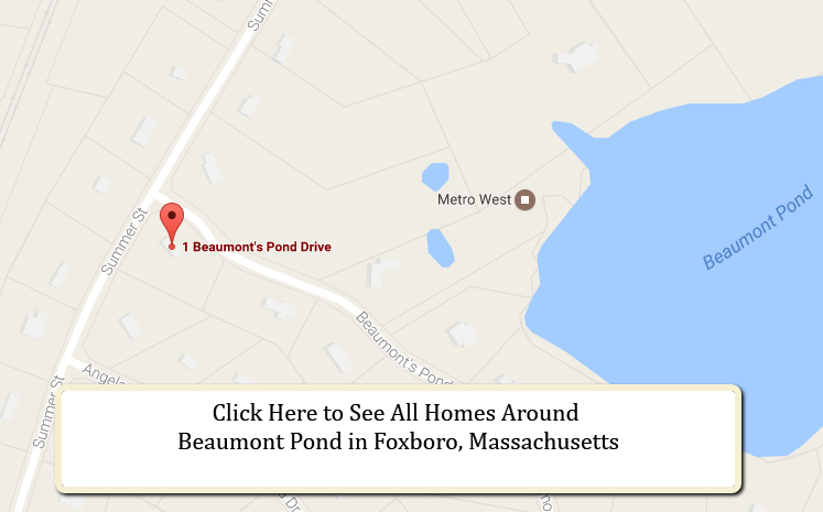 Homes Near Beaumonts Pond Drive in Foxboro