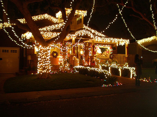 Bay Area Christmas Lights