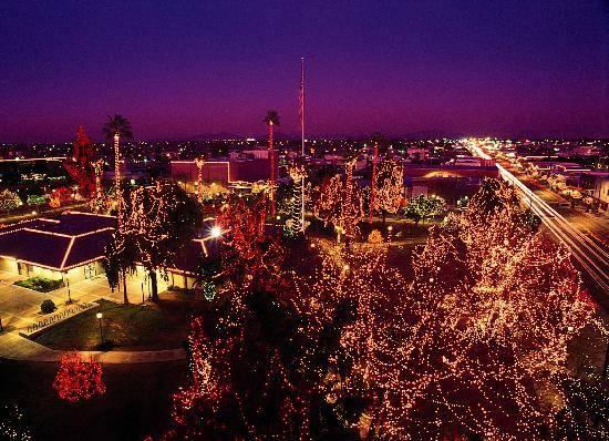 Zoo Lights at the Phoenix Zoo - 2015's Best Christmas Light Displays In Metro-Phoenix