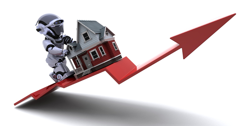 how to buy real estate agent when prices are high