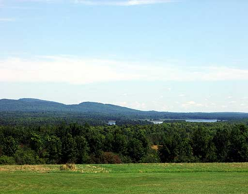 Get owner financing maine land with drilled well power for Free land maine