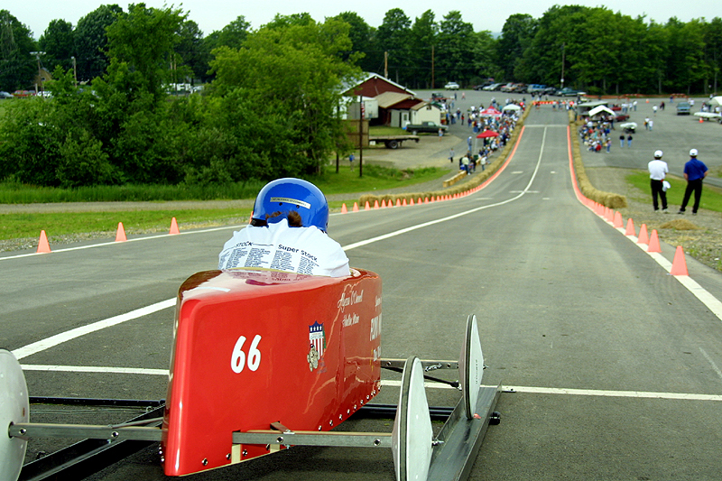 soap box derby racing photo