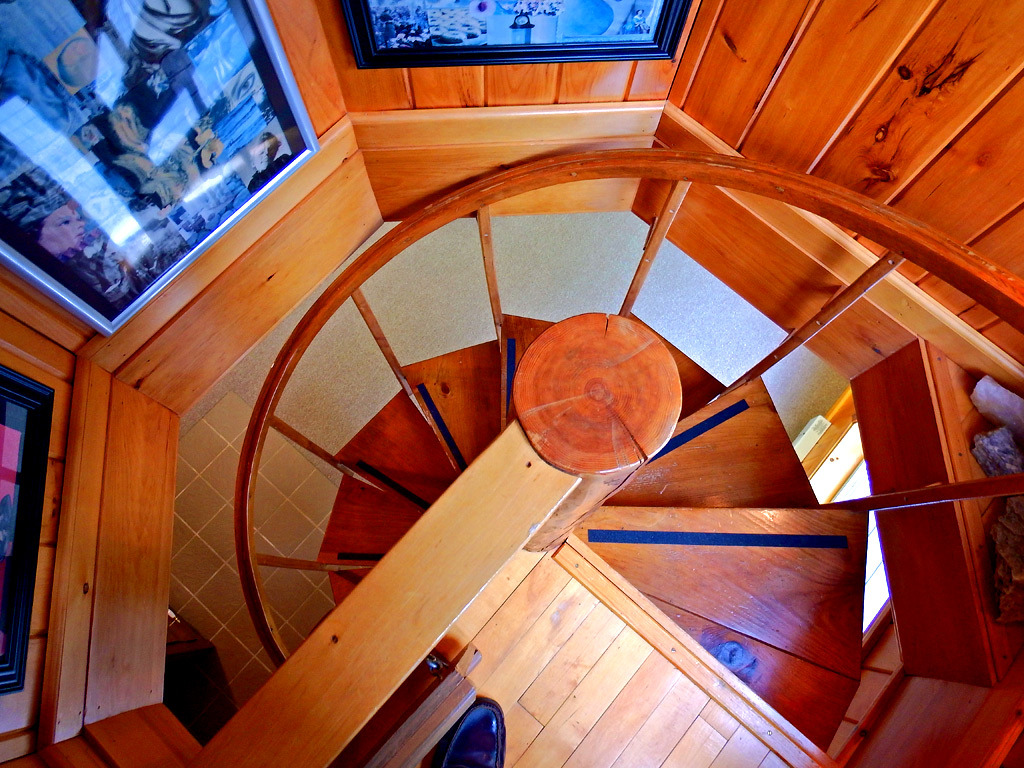 real estate buying selling dizzy stair photo