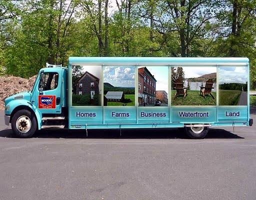 maine real estate vending truck