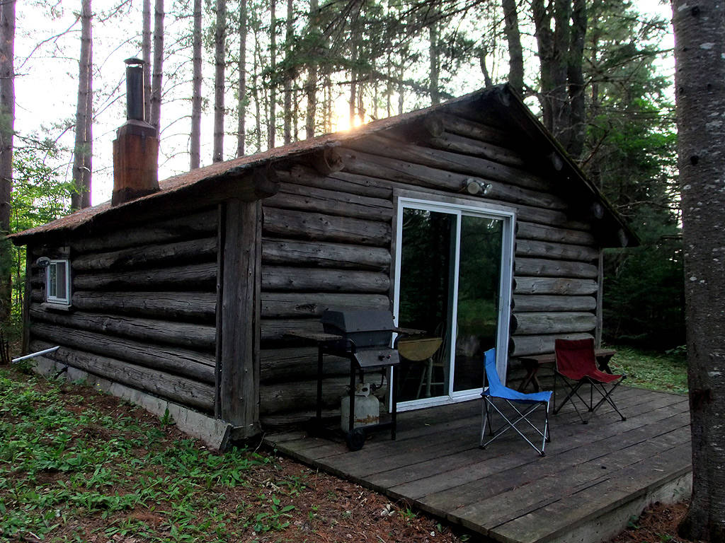 hunting camps for sale in maine