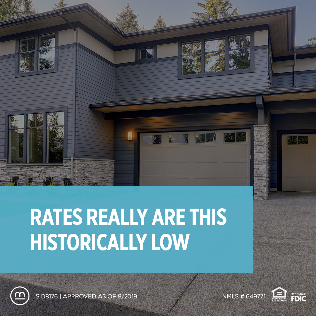 how low are interest rates