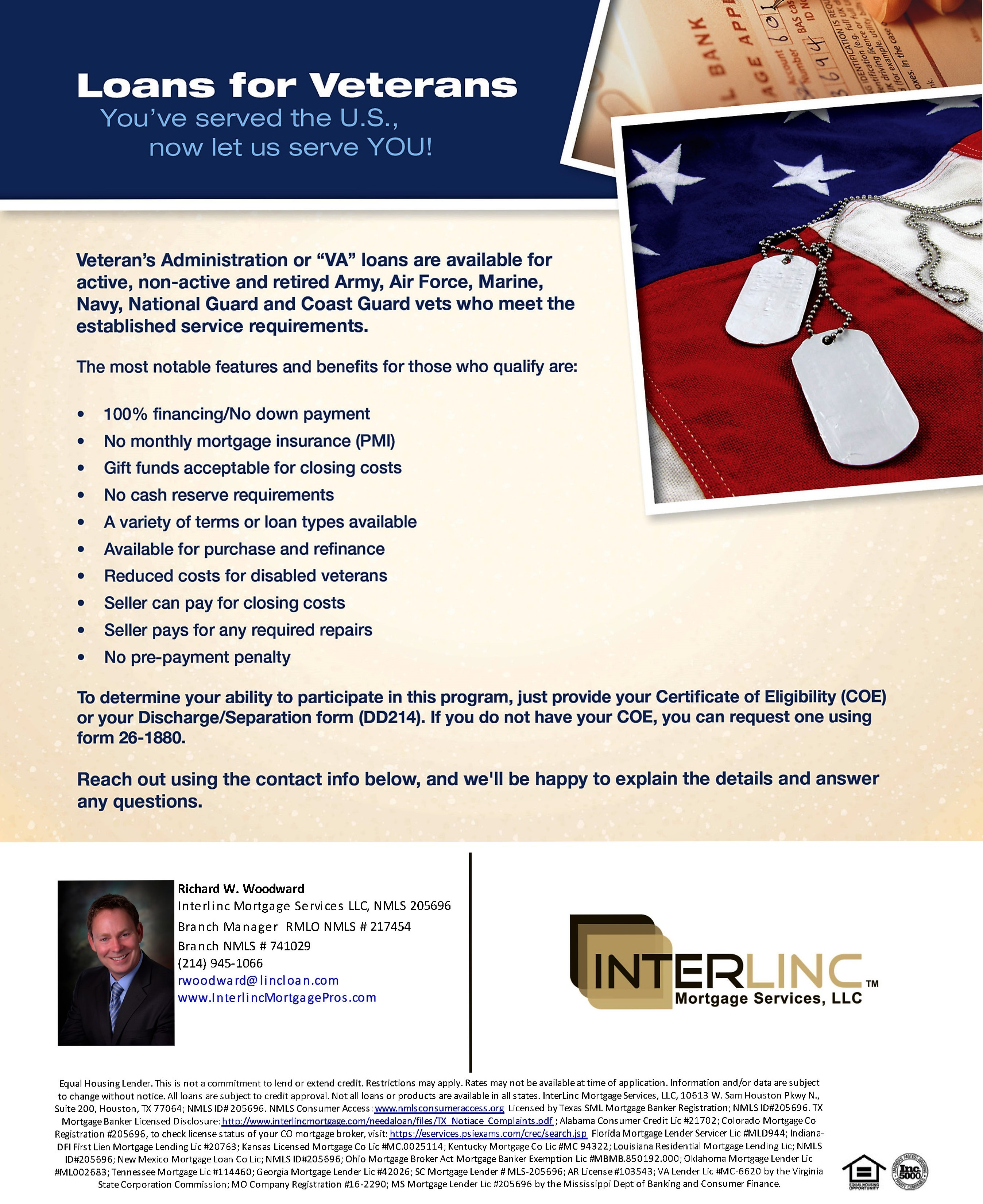 VA Home Loans Done Right For Texas Home Buyers
