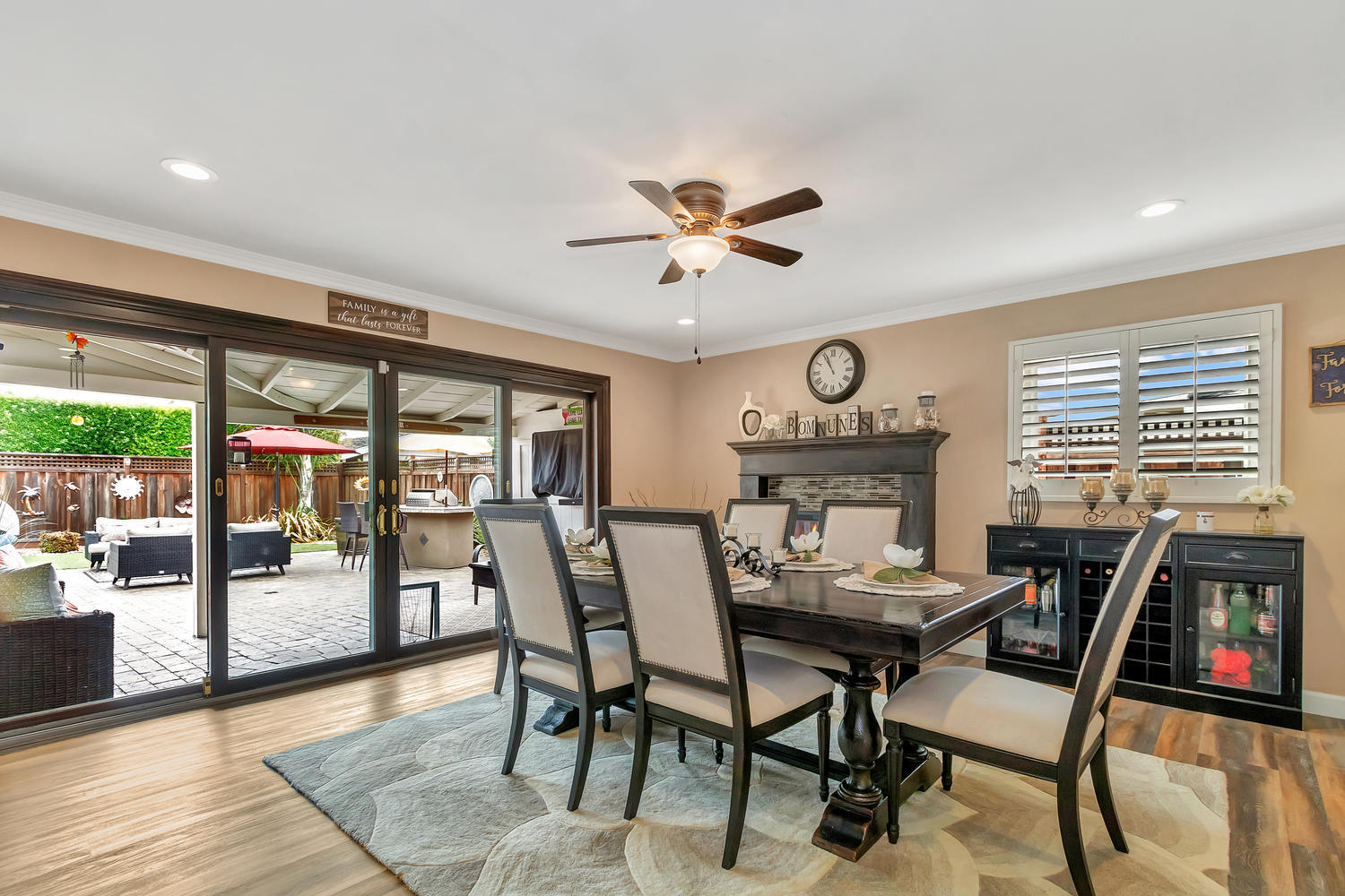 4970 Eggers Dr Fremont CA-Dining 2