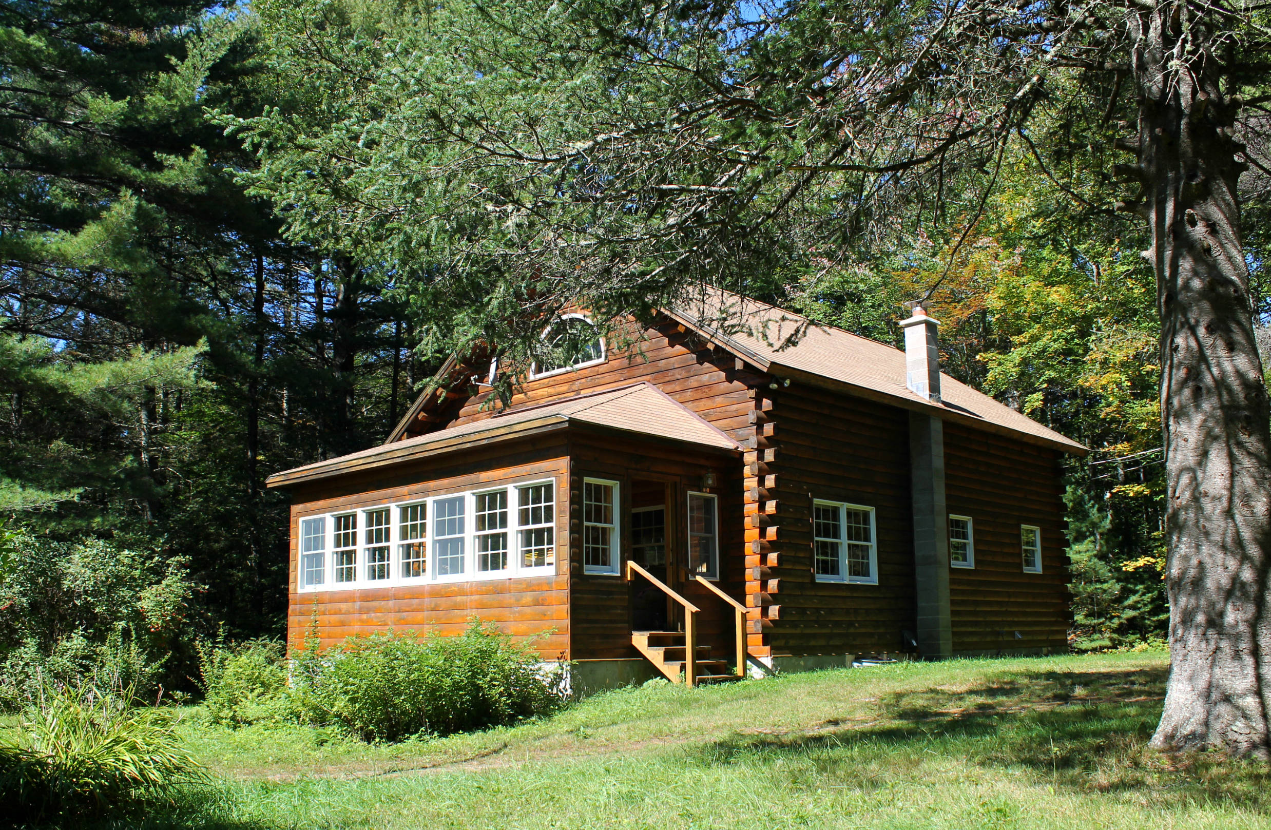 New Hampshire Log Homes Rustic Or Refined You Choose