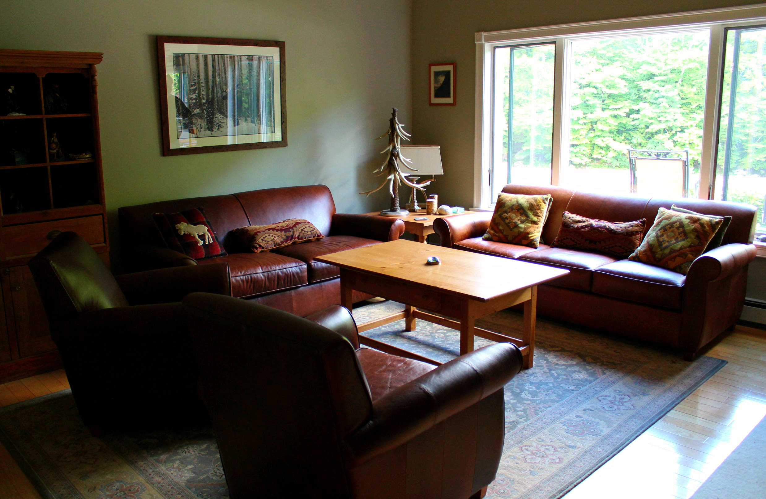 River edge lincoln nh your last best home you 39 ll ever for Best living room ever