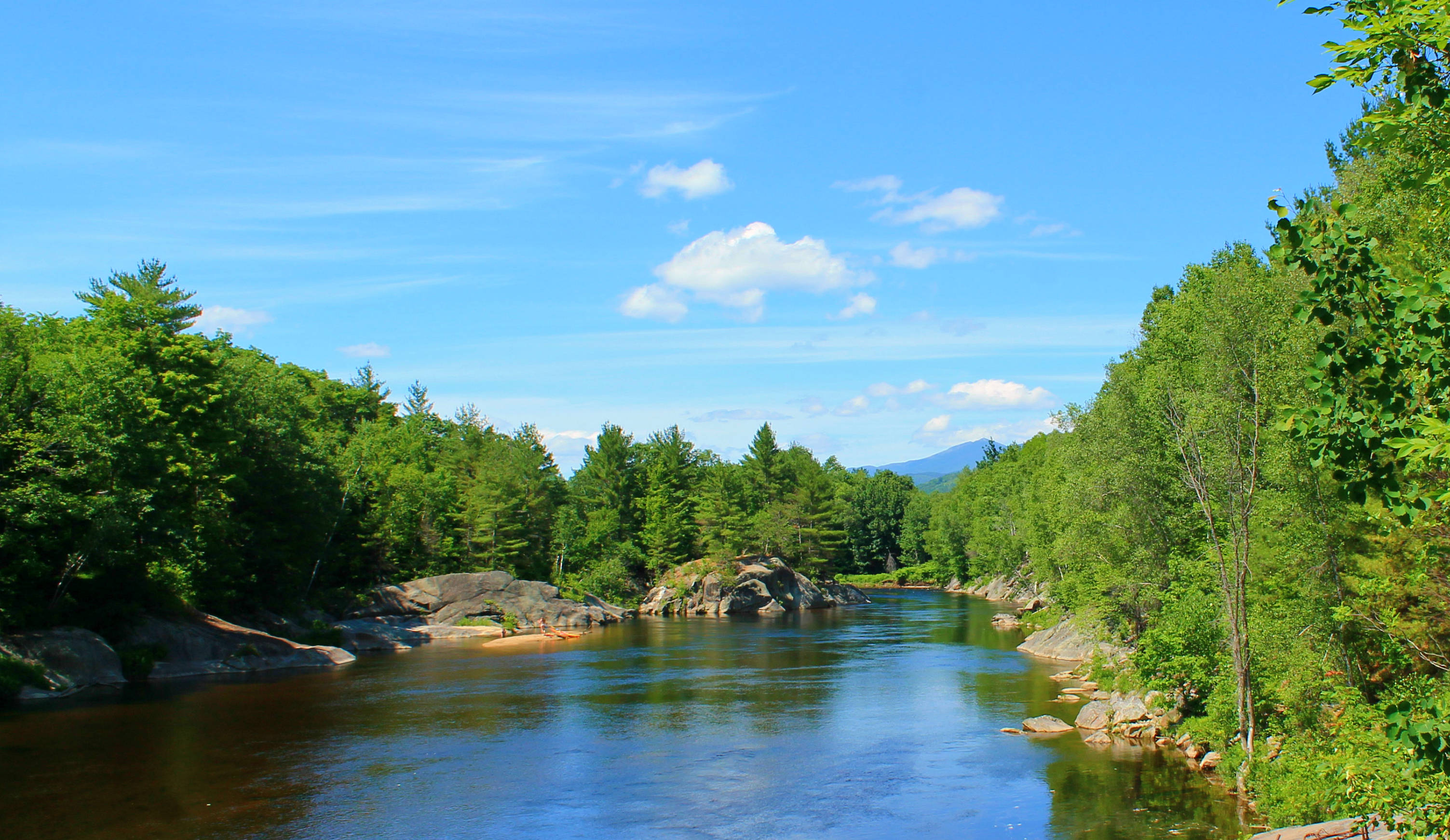 White Mountain Nh Water Holes Lincoln Woodstock Spots