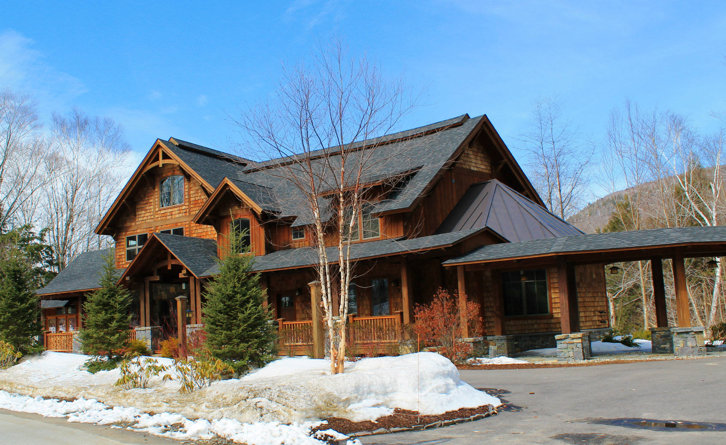 Adirondack Designs Alpine Lakes New Hampshire