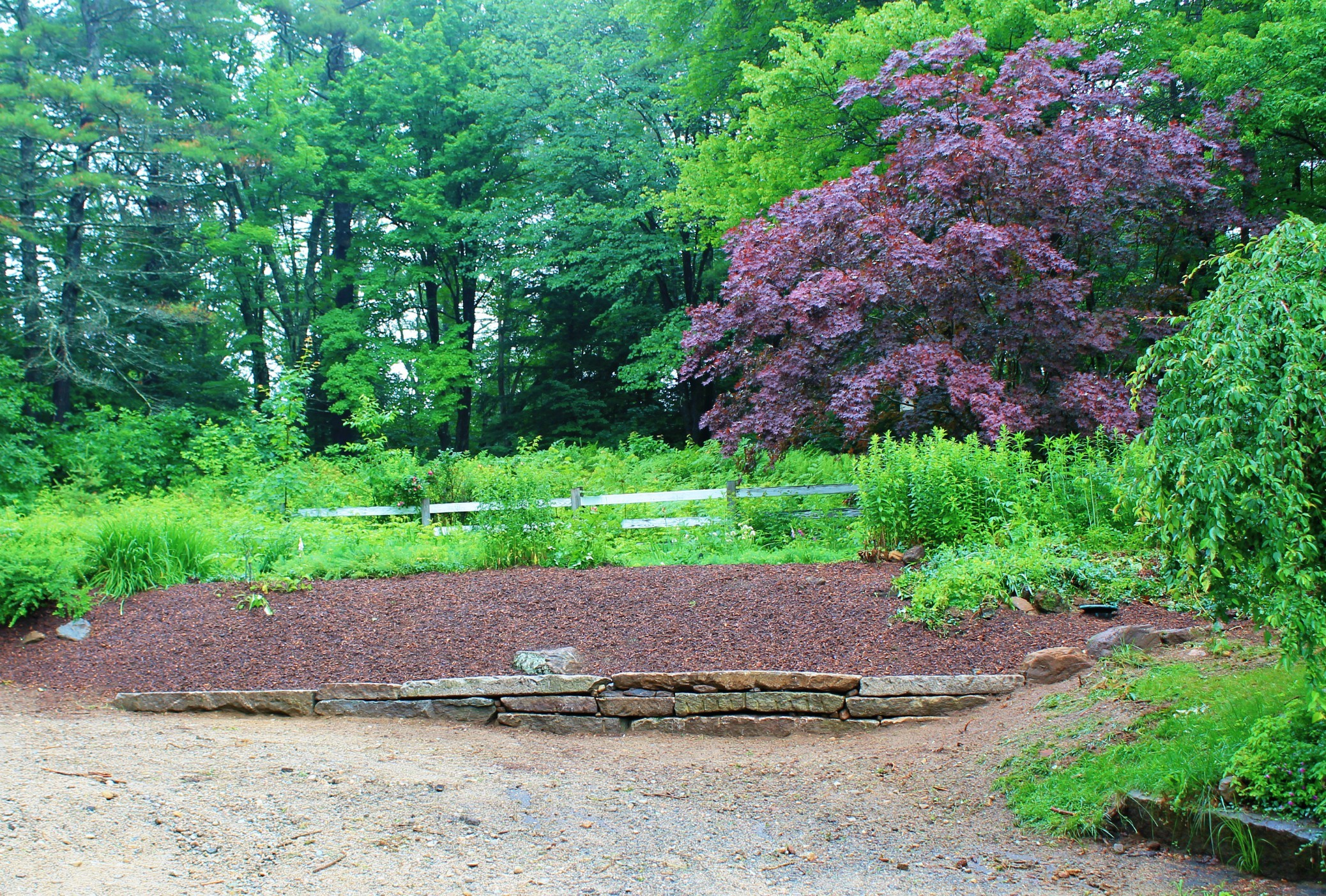 Plymouth nh landscaping guru jamie mcmillan for Landscaping rocks new plymouth