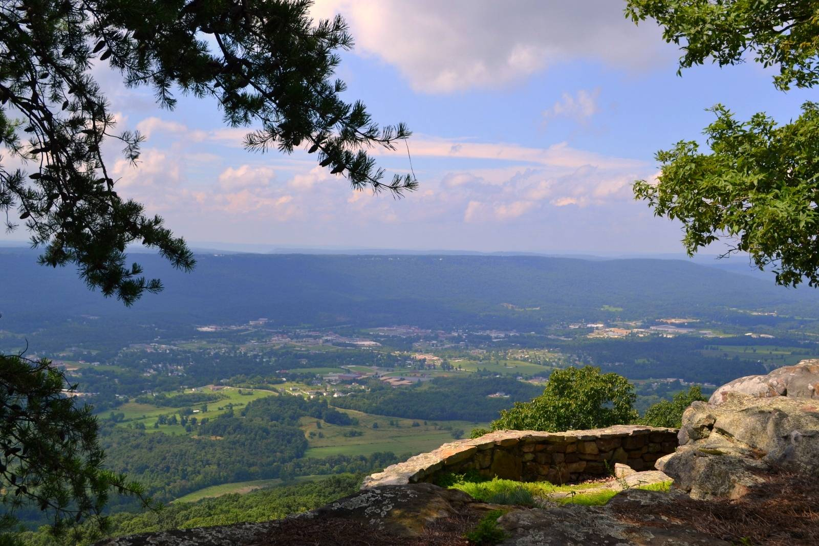 Living On Lookout Mountain