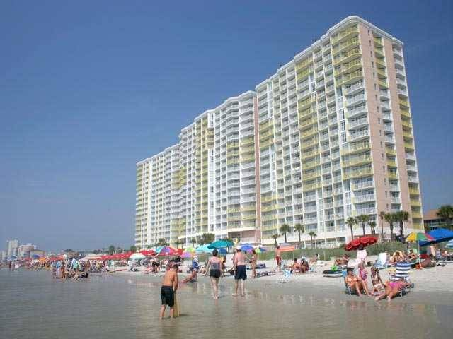 Baywatch Resort in North Myrtle Beach