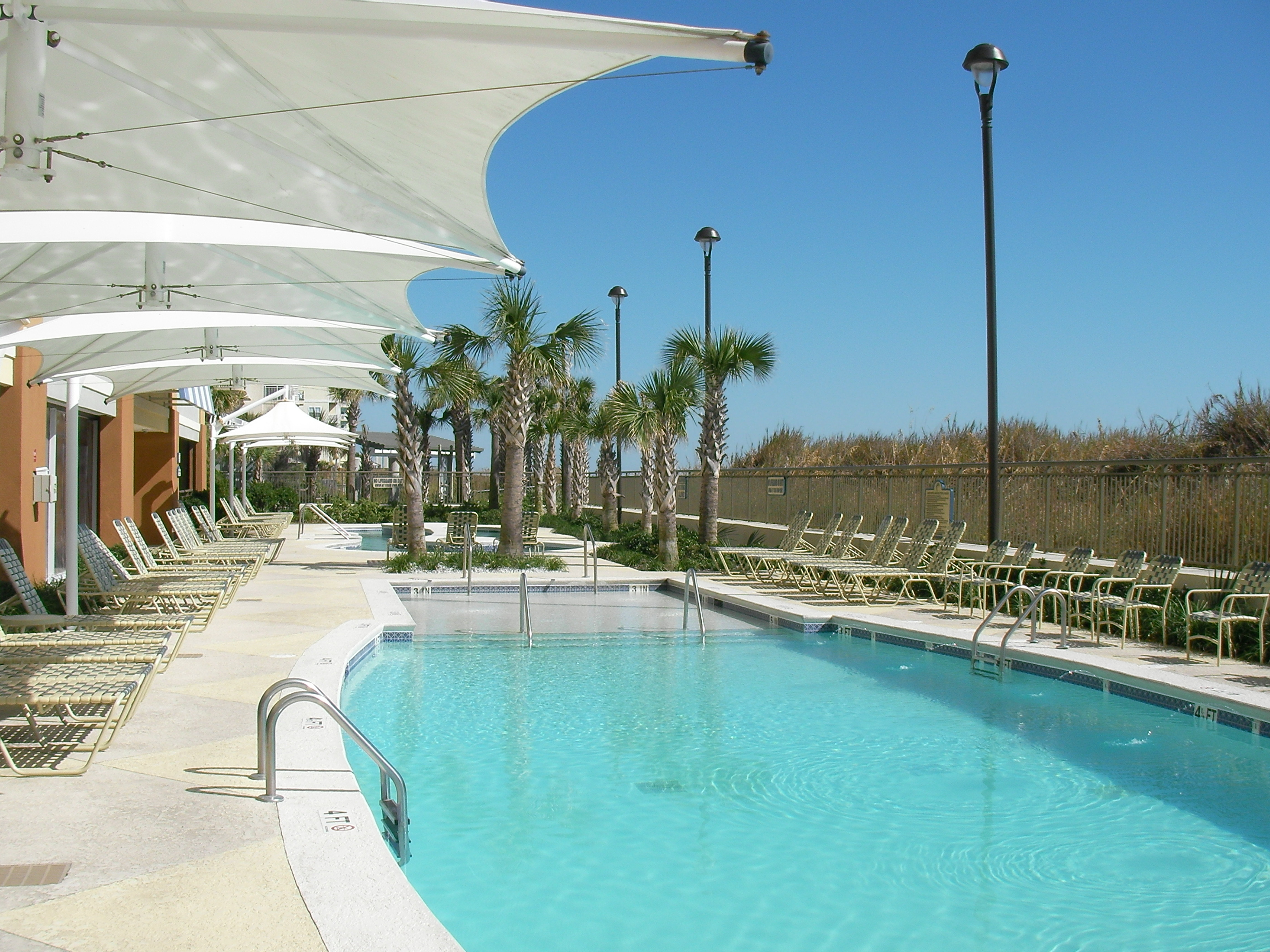 Outdoors pool at Mar Vista Grande