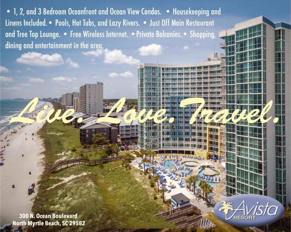 Avista Resort in North Myrtle Beach