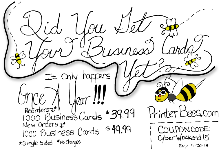 Friends dont let friends use bad business cards reheart Choice Image