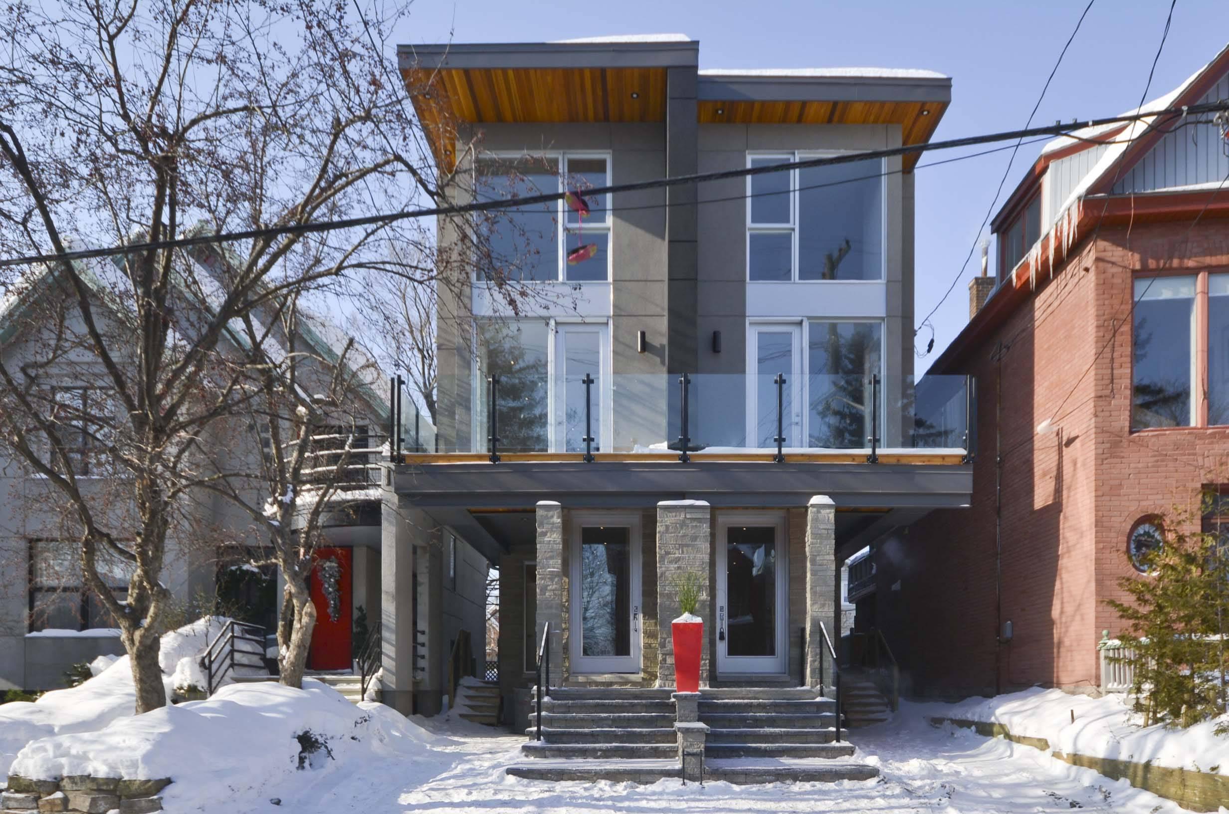 Brand New Modern Home! 10 Adelaide St. Ottawa The Gleb