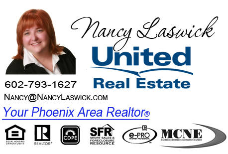 Nancy Laswick United Real Estate Scottsdale