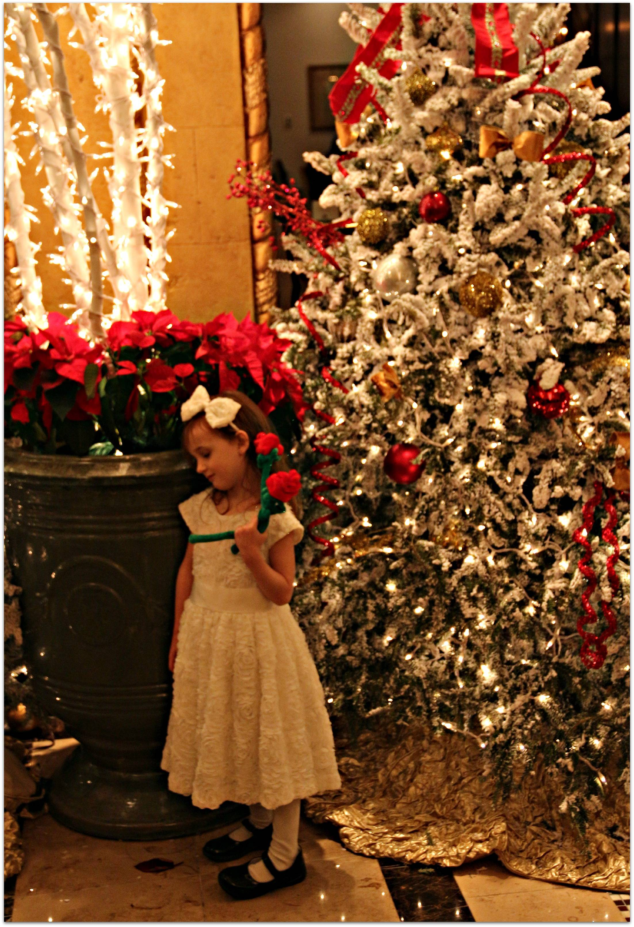 New Orleans, Christmas Memories at the Roosevelt Hotel