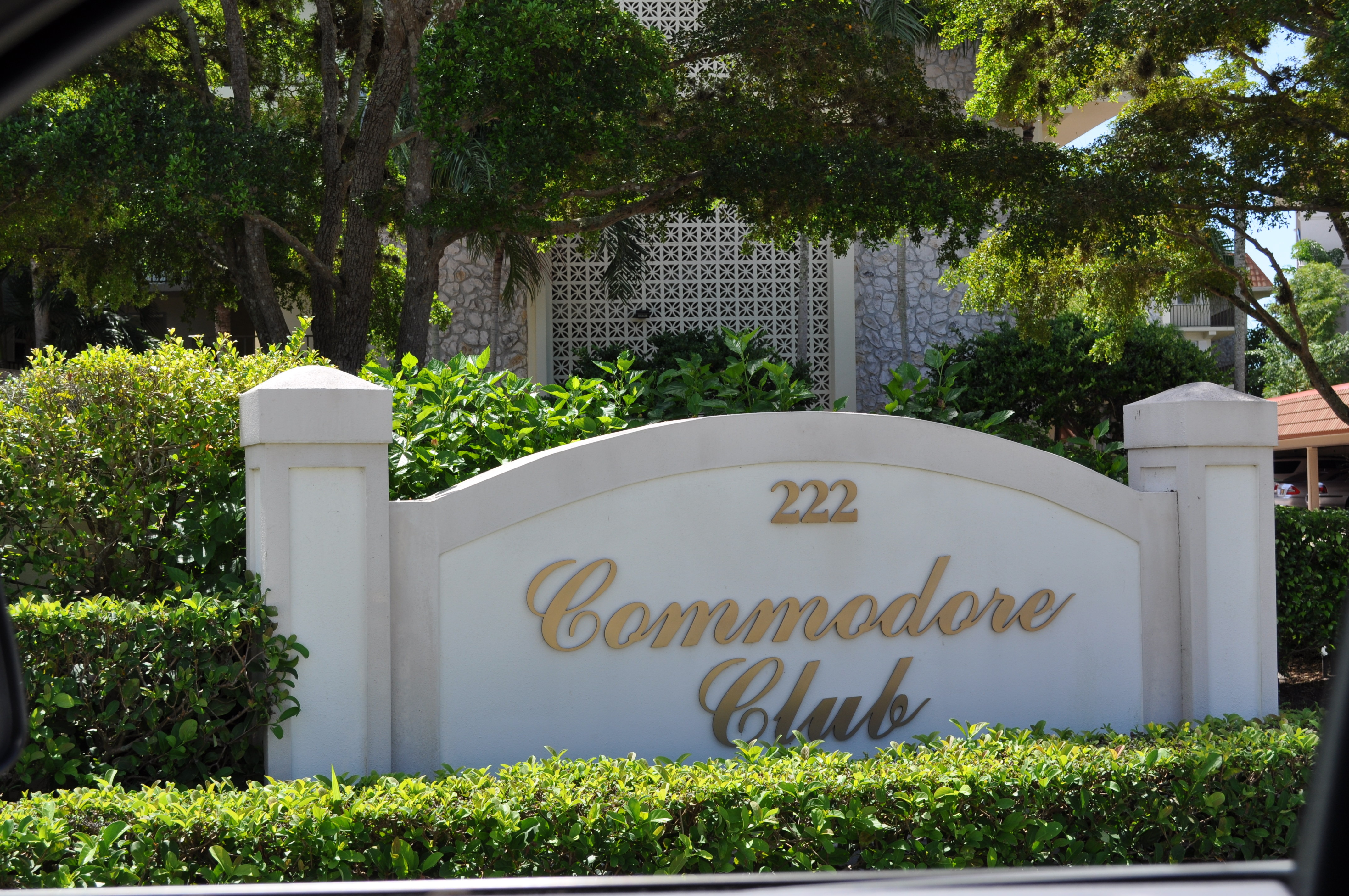 Commodore Club in Naples, Florida