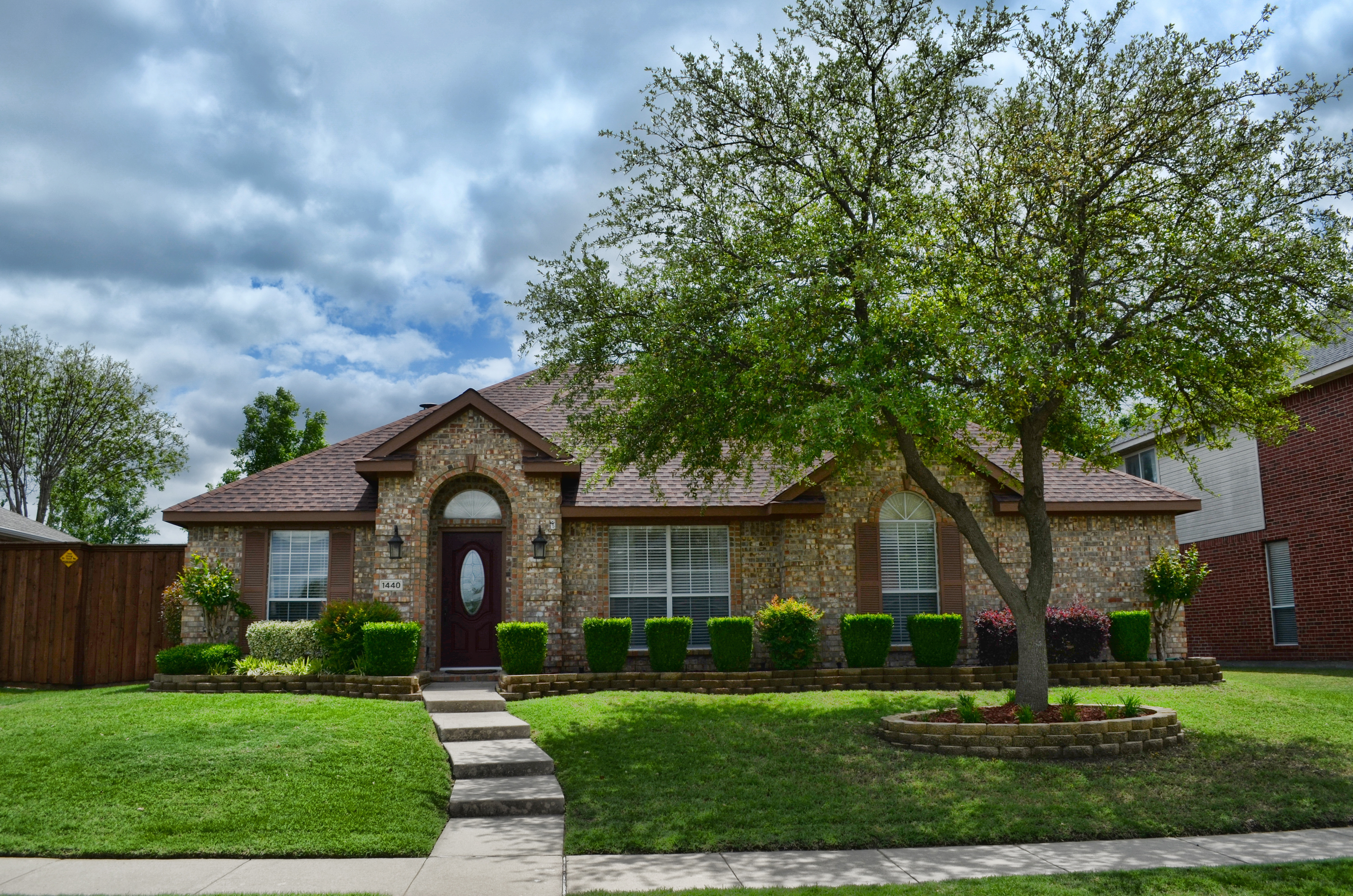 1 story allen tx home for sale with a pool