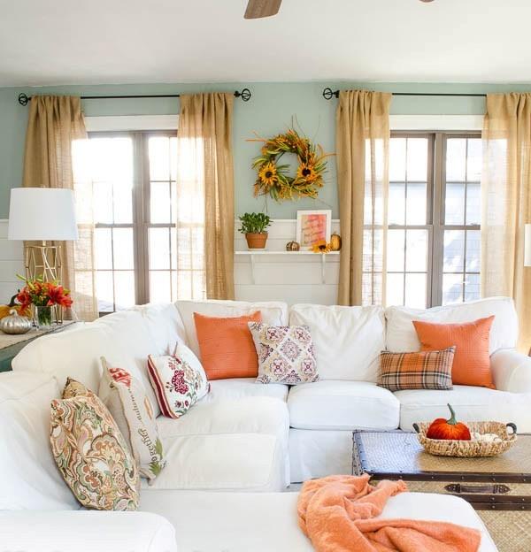 Autumn Decorating Interior Design Tips Best Free