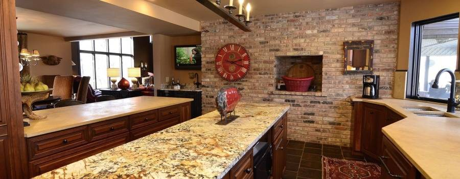 Blending In How To Bring Tile And Stone Into A Room