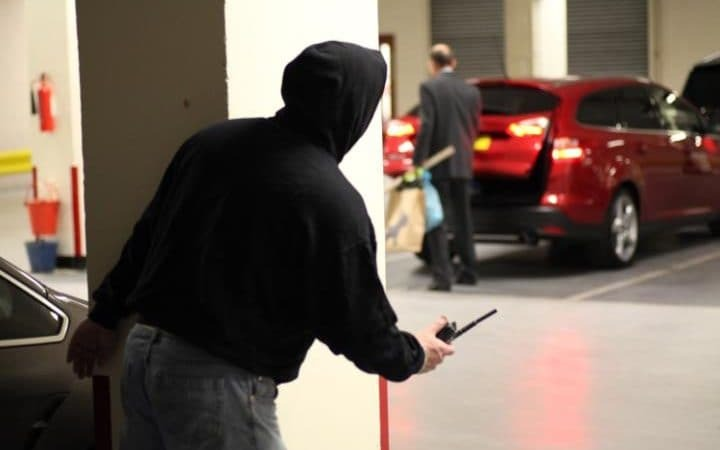 Thieves are able to exploit key fobs to steal your car