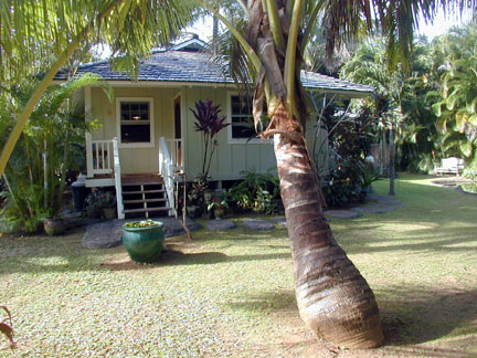 Island Home In Anini Beach Kauai