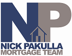 Nick Pakulla Mortgage Team Logo