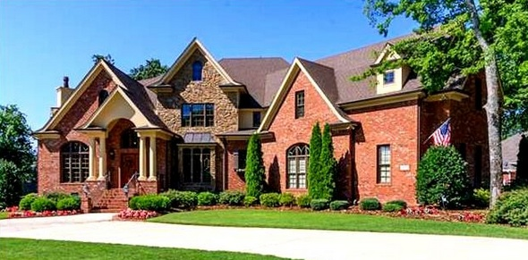 Clifts cove madison alabama luxury homes for Home builders madison al
