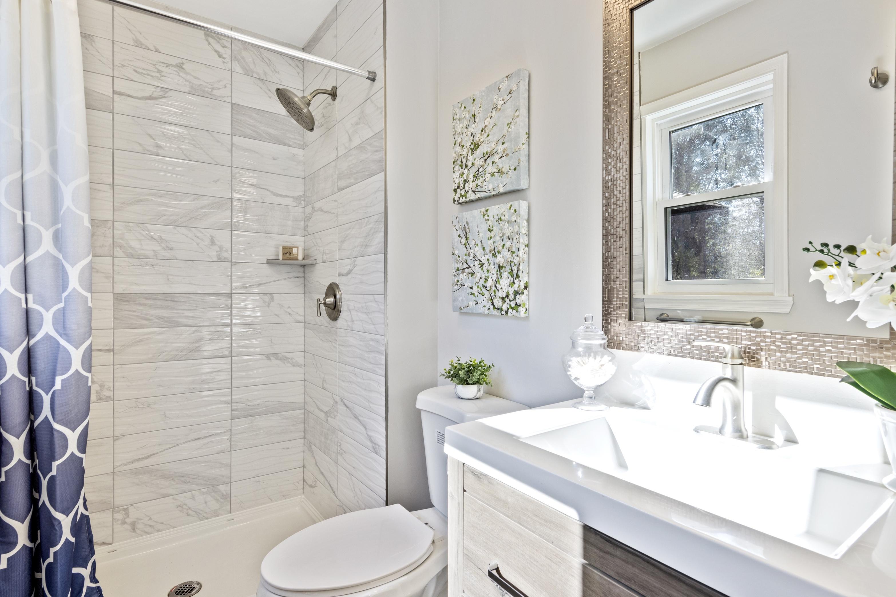 Bathroom at 1143 Cardinal Drive