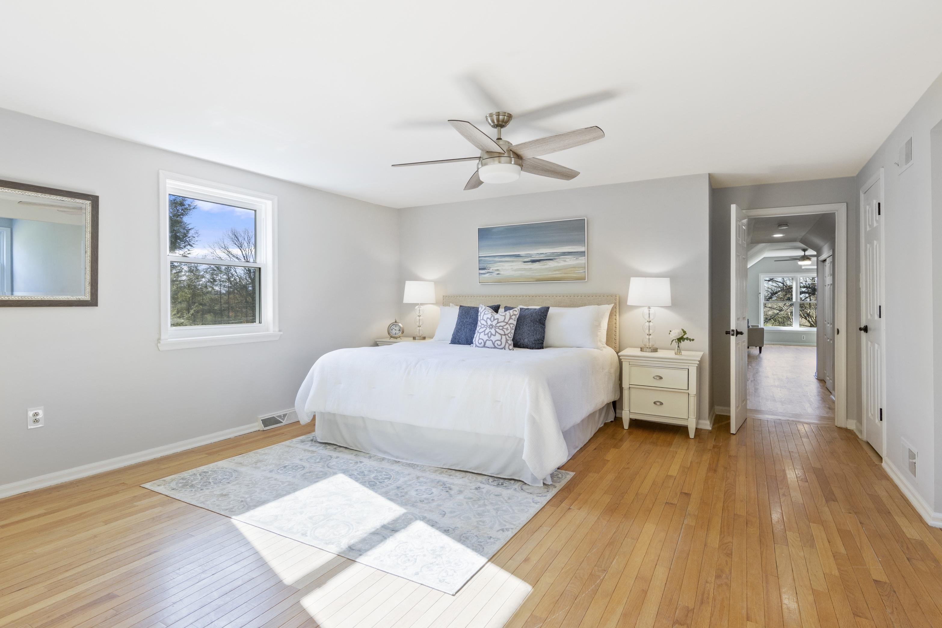1143 Cardinal Drive bedroom 4 second floor