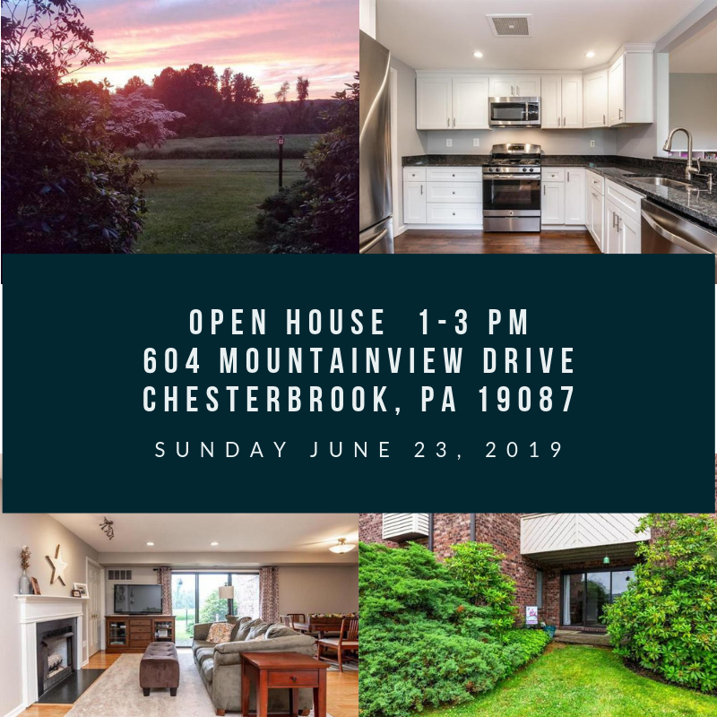 604 Moutainview Dr Open House