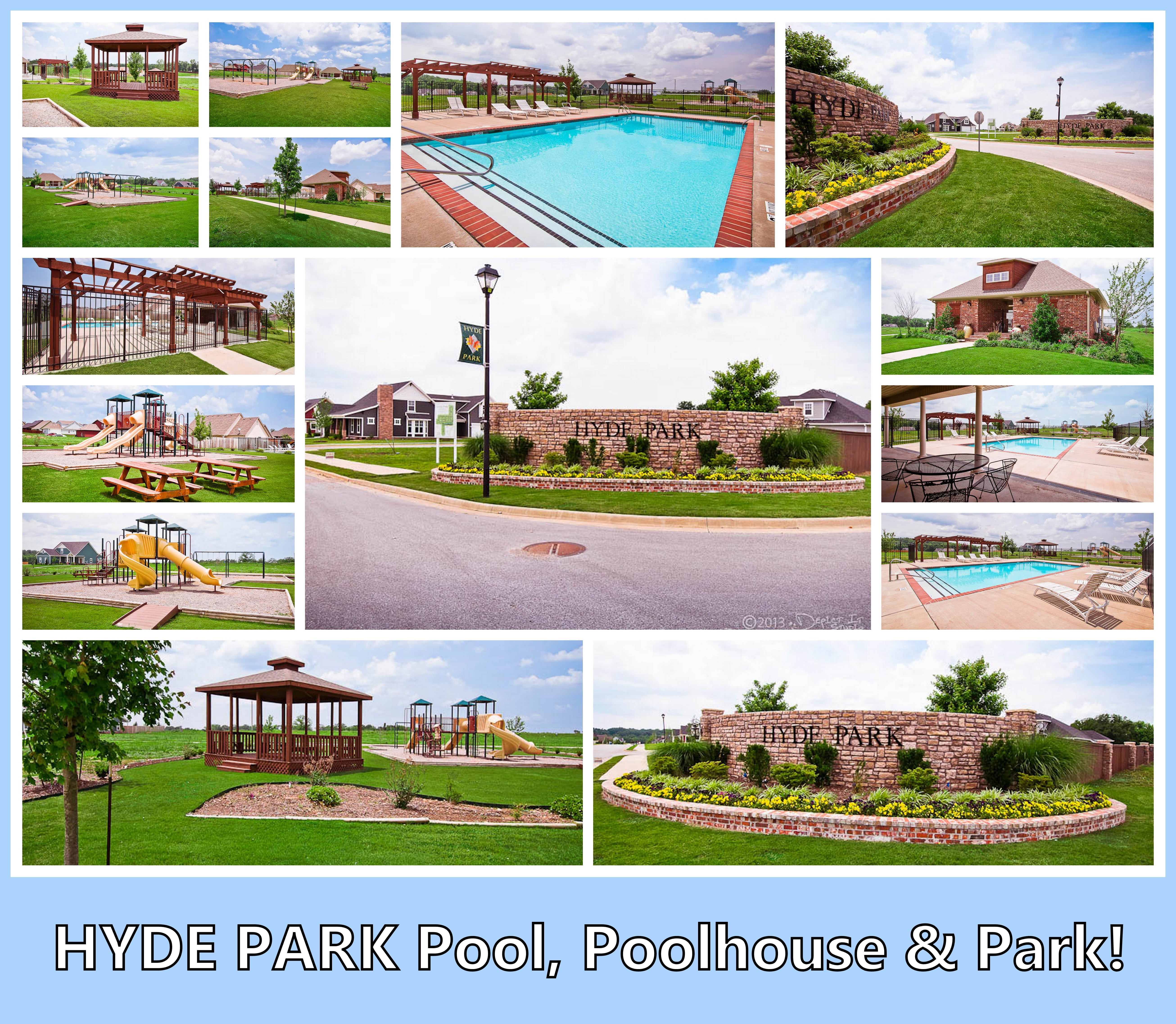 Hyde Park Arkansas Neighborhood Amenities