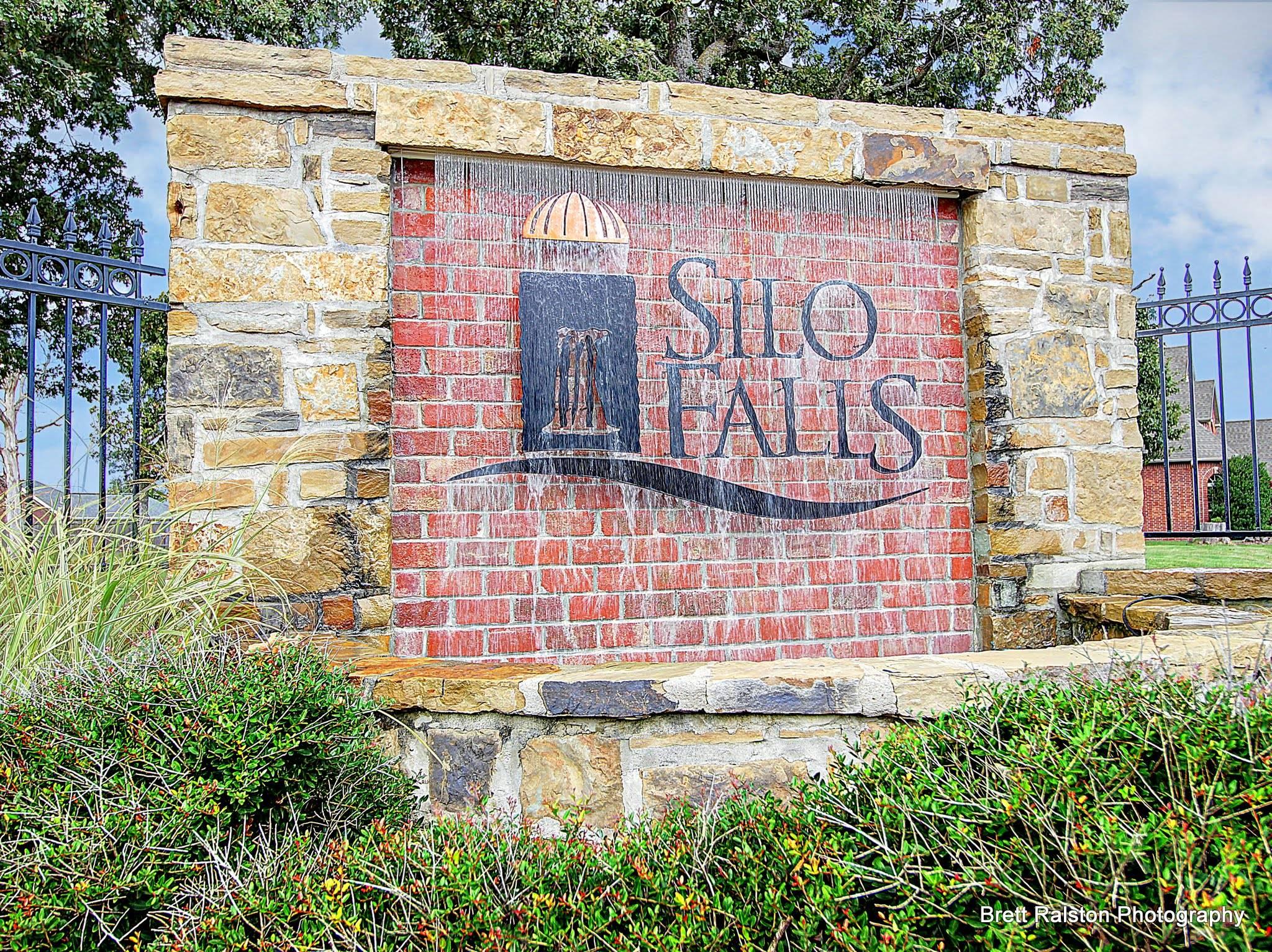 Silo Falls Subdivision in Rogers, AR
