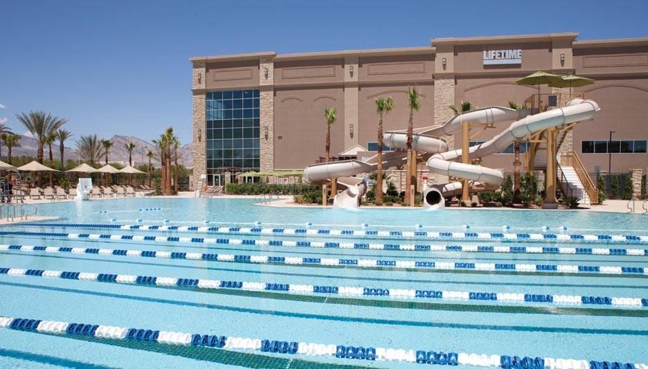 Lifetime Fitness In Gilbert Arizona