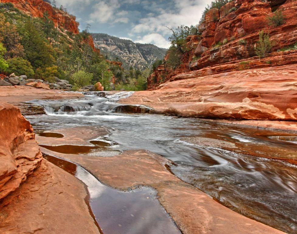 You won 39 t regret these 5 father 39 s day activities in ari for Cabine vicino a slide rock sedona