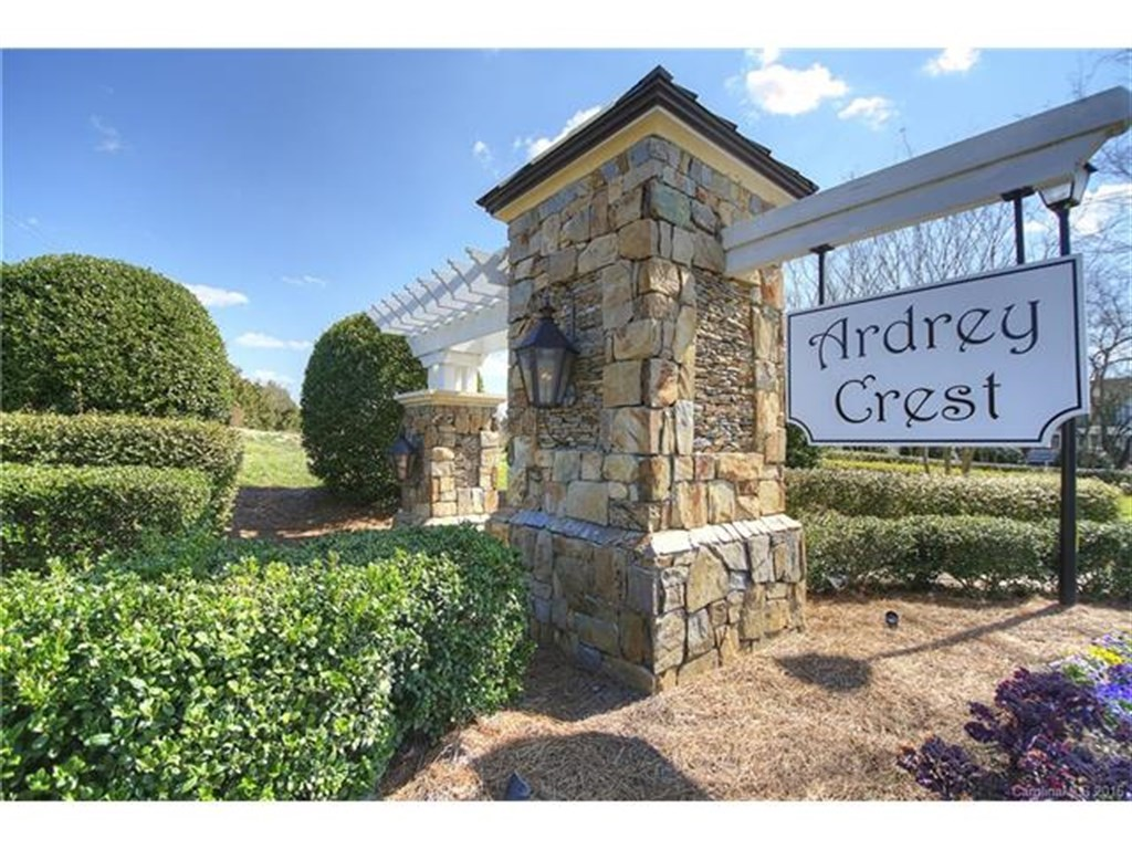 Welcome to Ardrey Crest In Charlotte's Ballantyne