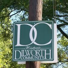 Dilworth Historic District In Charlotte, NC