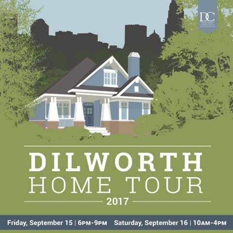 Dilworth 2017 Home Tour In Charlotte, NC
