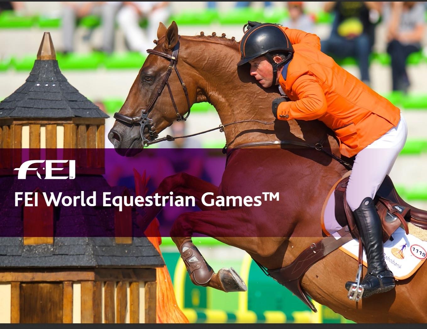 FEI World Equestrian Game