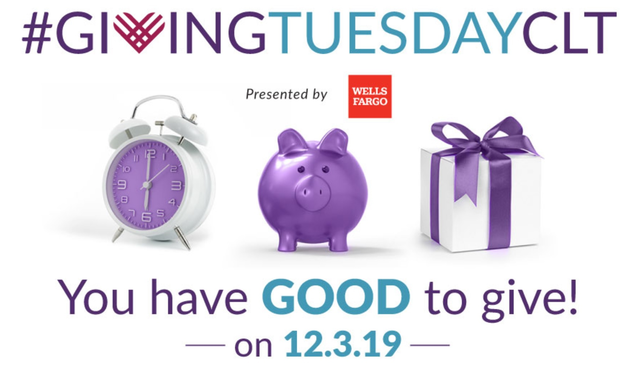 Giving Tuesday In Charlotte NC 2019