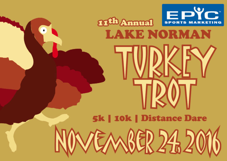 Lake Norman, NC Thanksgiving Day Turkey Trot