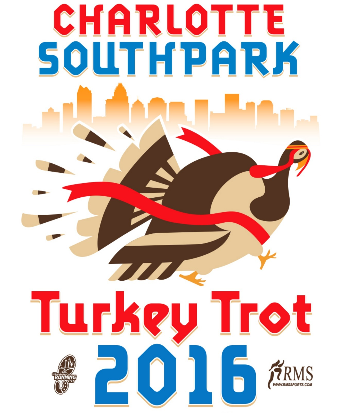 Charlotte/South Park Thanksgiving Day Turkey Trot