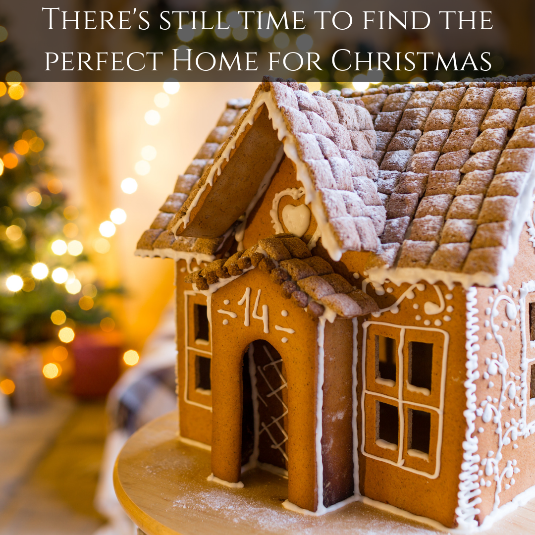 Still Time To Find The Perfect Charlotte Home For Christams