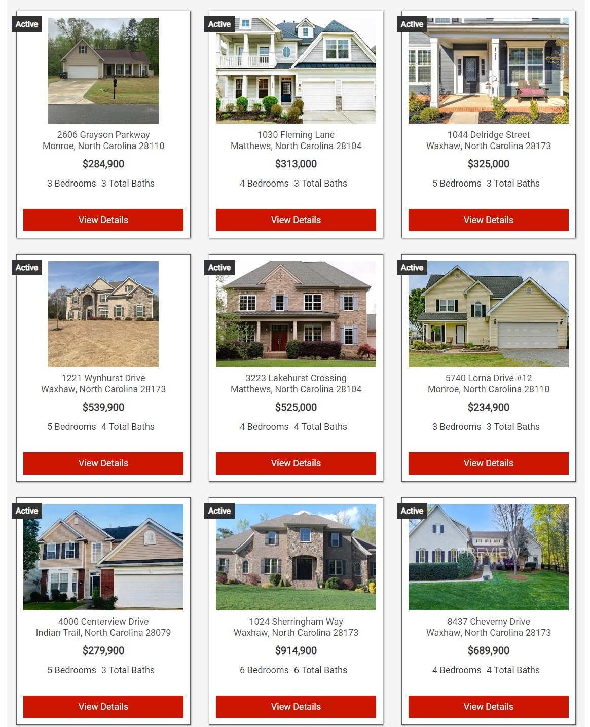 Search Union County Homes For Sale