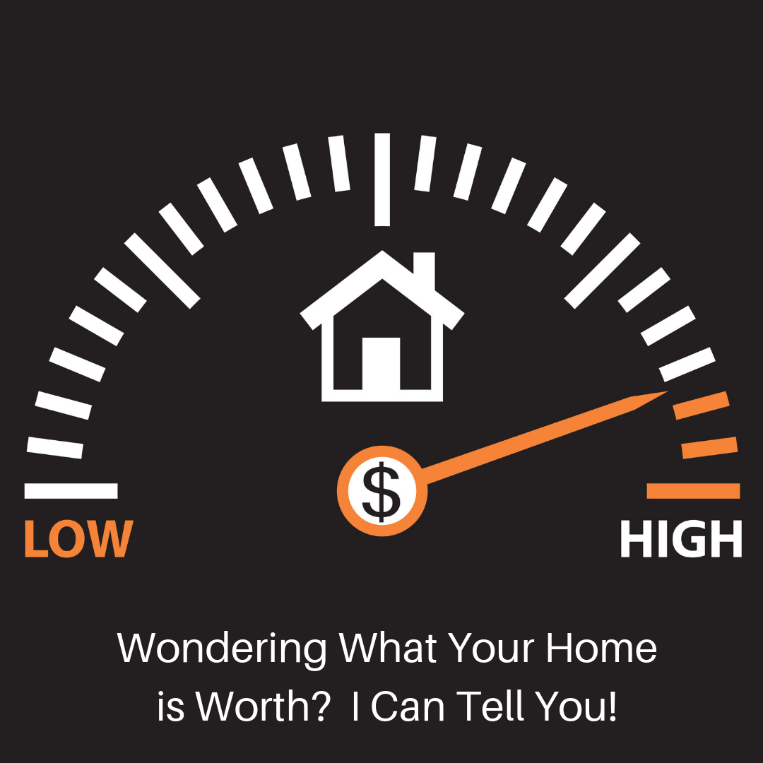Wondering What Your Charlotte Area Home Is Worth?